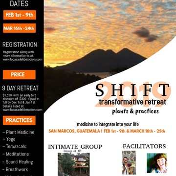 SHIFT Transformative Retreat