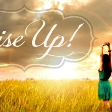 "Women's Yoga Retreat - Step Into Your Truth and ""RISE UP!"""