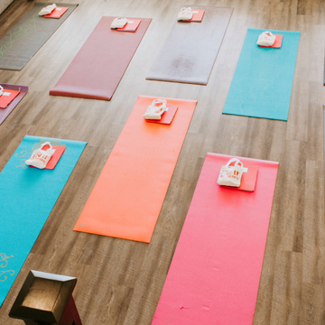 """Women's Yoga Retreat - Step Into Your Truth and """"RISE UP!"""""""