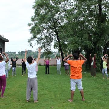 Rishi Parampara Yoga School Rishikesh
