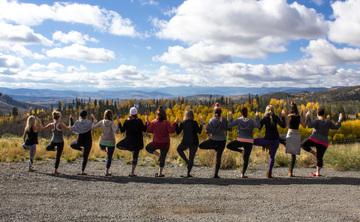 Women's Wellness Weekend with Wild Souls Yoga