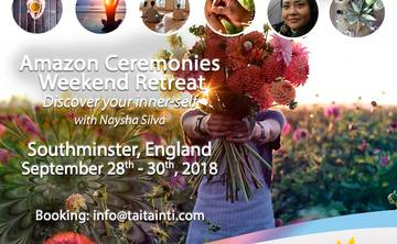 UK AYAHUASCA WEEKEND RETREAT