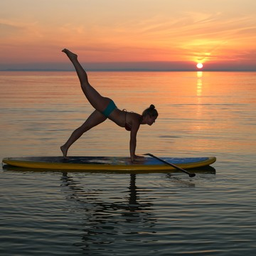 SUP Yoga Retreat Jan 2019