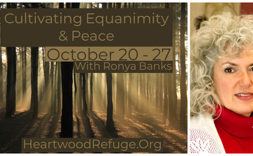 Cultivating Equanimity & Peace