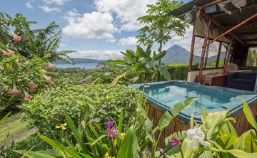 4 Day Relax and Breathe Retreat in the Costa Rican Rainforest