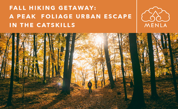 Fall Peak Foliage Hiking Getaway