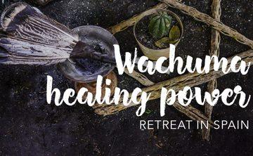 Wachuma healing Retreat in Spain, OCTOBER 22TH – 28TH, 2018
