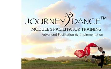 JourneyDance Module 3 Facilitator Training: Advanced Facilitation and Workshop Implementation with Toni Bergins