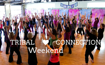 JourneyDance Tribal Connection Weekend with Toni Bergins