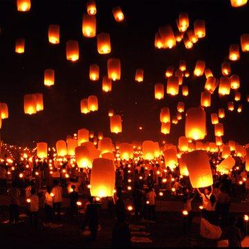 Lantern Festival & Shamanic healing retreat - Chiang Mai - Pai - Thailand (Nov 2019)