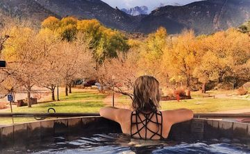 Living-With-Spirit ~ Manitou Springs Yoga Retreat