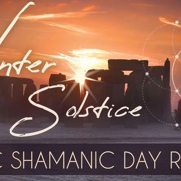 Winter Solstice Sonic Shamanic Day Retreat