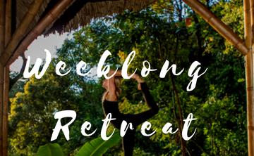 7 Night Personal Retreat