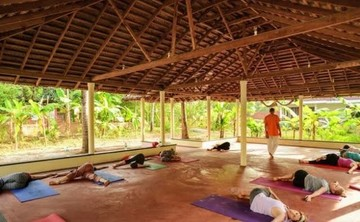 7 Days Soham Soul Space Yoga and Meditation Retreat in Goa, India