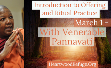 Introduction to Offering and Ritual Practice