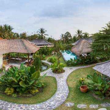 Yoga for your Heart in Bali with Jean Mazzei & Brenna Geehan