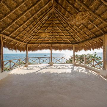 5-Day Tropical Island Luxury Wellness and Yoga Retreat  /  On Isla Mujeres  /  Feb 23 - 27 2019