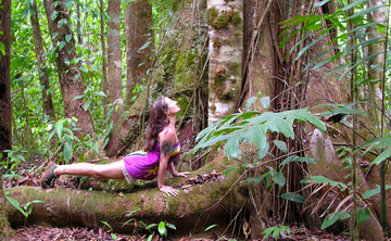 Yoga for Solo Travelers in February