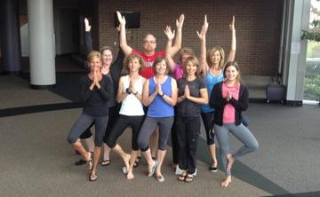 YogaFit Teacher Training