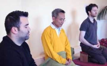 The Barn: Meditation Men Only Retreat (6 nights)