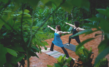 Wellness & Yoga in the Caribbean 5-night Package