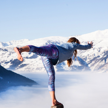 Heli-Skiing/Boarding + Yoga + Personal Coaching