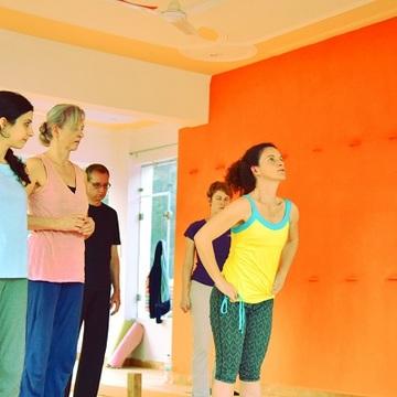 Pregnancy Yoga Teacher training in Rishikesh Hatha Yoga School