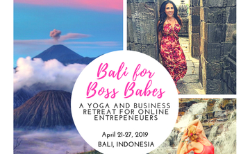Bali for Boss Babes