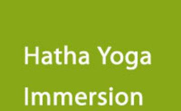 Yoga Immersion