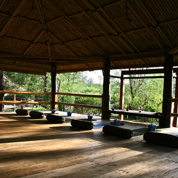THE INTUITIVE Room INTUITIVE YOGA BALI RETREAT