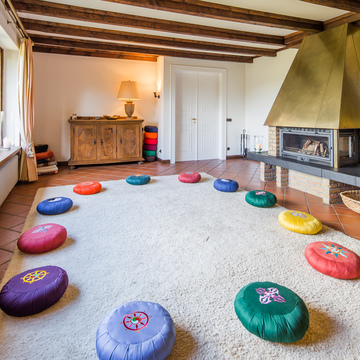 Individual Retreat with Silence and Meditation in Cozy Country Home outside Hamburg, Germany