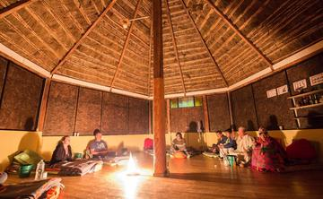 7 day Ayahuasca healing retreat, Machu Picchu and social responsibility.