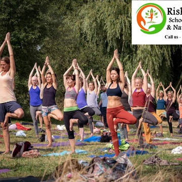 One week- Best Yoga Retreats in Rishikesh