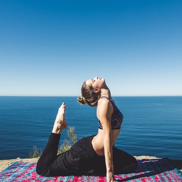 7 Days Sunshine Private Villa Yoga Retreat, Samos Island, Greece