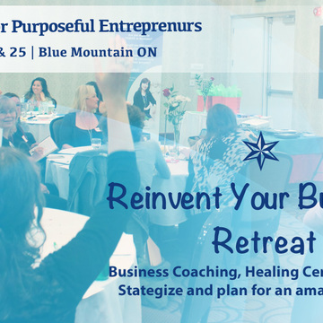 Reinvent Your Business Retreat