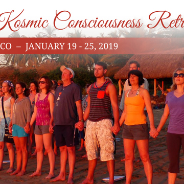 Authentic Self ~ Kosmic Consciousness Retreat
