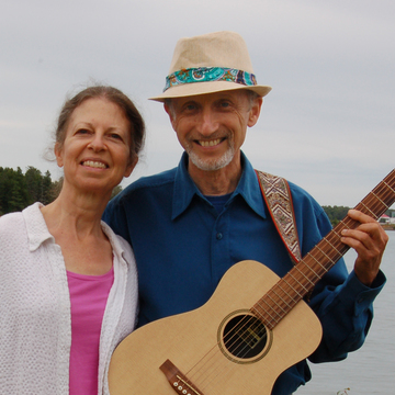 Jennifer Burd and Laszlo Slomovits