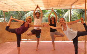 200 hours Multistyle Yoga Teacher Training