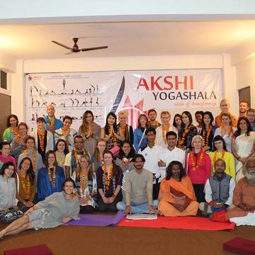 Akshi Yogashala - Yoga Teacher Training in India
