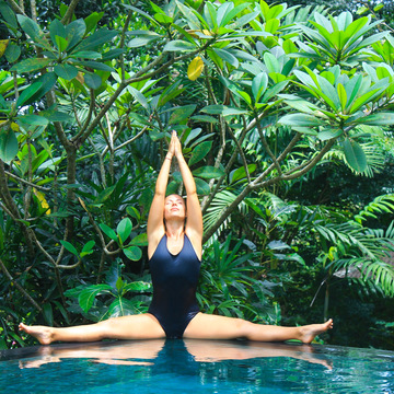 "7 Days Personalized ""Juice Fasting Detox"" & Yoga Retreat in Bali, Indonesia"
