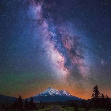 Open to Magic: Mt Shasta Vortex Adventure