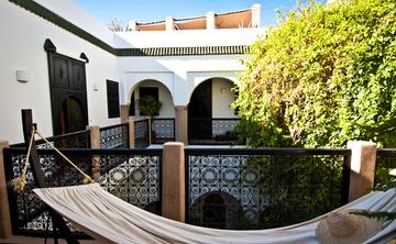 4 days individual yoga & meditation stay in Marrakesh