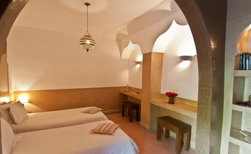 4 days individual yoga & meditation stay in Marrakesh
