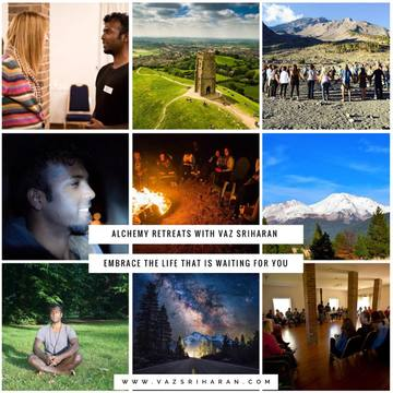 Alchemy Retreat with Crystalline Grid Training at Mt Shasta, California
