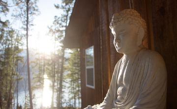 Weekend Relaxation Retreat - 3 Night Retreat at Yasodhara Ashram in Kootenay Bay, BC