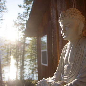 Weekend Relaxation Retreat - 3 Night Retreat at Yasodhara Ashram in Kootenay Bay, BC
