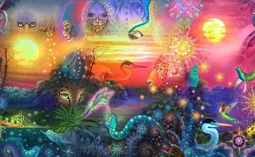 3 day 2 Night Ayahuasca Ceremony  Mar. 22-24