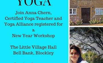 The basics of yoga workshop