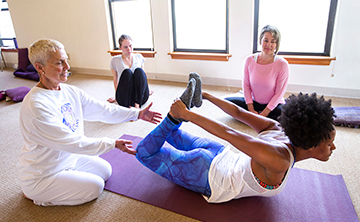 Integral Yoga 200-hour Teacher Training – Fall 2018