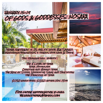 Of Gods & Goddesses : Nosara, Costa Rica